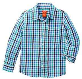Joe Fresh Woven Sport Shirt (Big Boys)