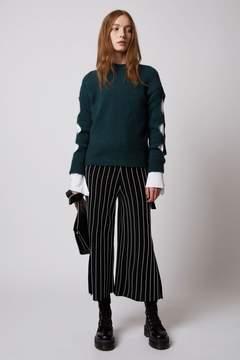 Dagmar | Carole Wool Sweater Emerald Green | Xl