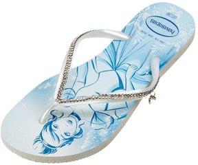 Havaianas Women's Slim Bridal Cinderella Flip Flop 8161053