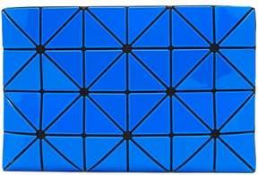 Bao Bao Issey Miyake Lucent Flat Pouch - Womens - Blue Multi