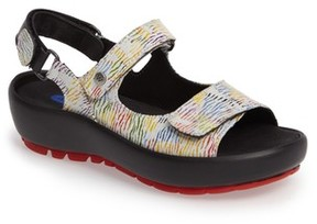 Wolky Women's Rio Sandal