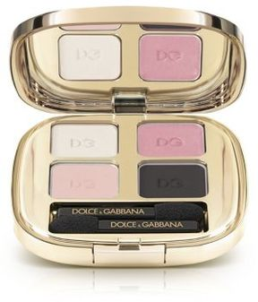 Dolce & Gabbana Spring Rosa Collection 2016 Smooth Eye Colour Quad Miss Dolce