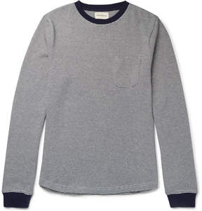 Oliver Spencer Striped Cotton Sweater