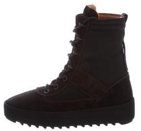 Yeezy Suede Military Boots w/ Tags