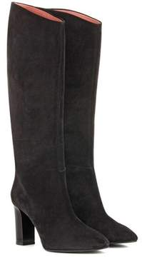 Acne Studios Aly suede knee-high boots