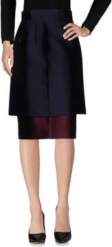 Capucci 3/4 length skirts