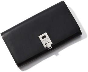 Michael Kors Miranda Continental Wallet - BLACK - STYLE