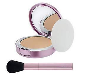 Mally Beauty Mally Poreless Perfection Foundation with Brush