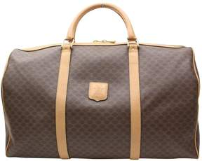 And other stories Vintage & Brown Cloth Travel Bag