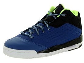 Jordan Nike Kid's New School Bg Basketball Shoe.