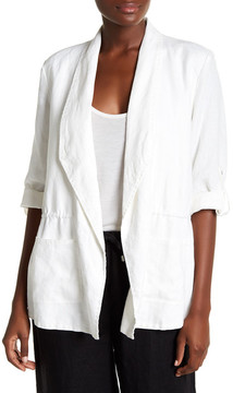Chaus Electric Sunset Linen Jacket
