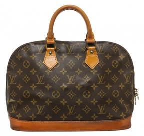 Louis Vuitton Alma satchel - BROWN - STYLE