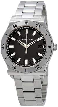Salvatore Ferragamo 1898 Black Dial Men's Watch