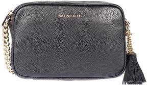 Michael Kors Ginny Medium Crossbody Bag - BLACK - STYLE