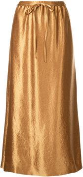 ESTNATION flared skirt