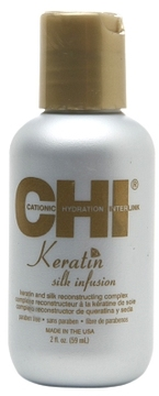CHI Keratin Silk Infusion Keratin and Silk Reconstructuring Complex