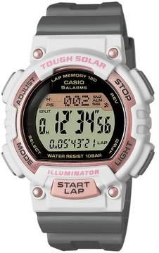 Casio Women's Tough Solar Digital Watch