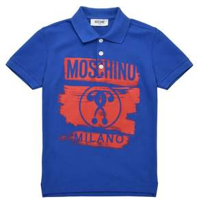 Moschino OFFICIAL STORE Polo shirt