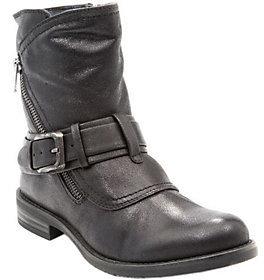 Bare Traps BareTraps Wide Calf Moto Ankle Boots - Crosby II
