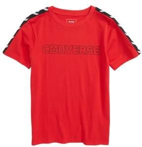 Converse Stars & Logo Graphic T-Shirt