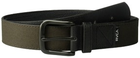 RVCA Reservoire Belt Men's Belts