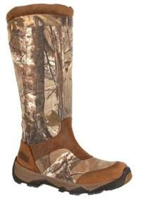 Rocky Men's 17 Retraction Snake Boot With Side Zipper Rks0243.