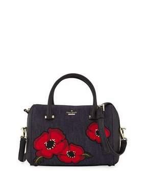 Kate Spade Cameron Street Poppy Large Lane Satchel Bag - PORT BLUE - STYLE