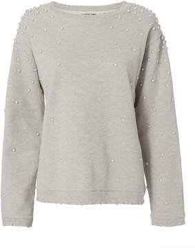 RtA Beale Embellished Sweatshirt