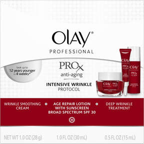 Olay Professional Pro-X Intensive Wrinkle Protocol
