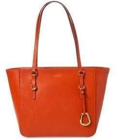 Lauren Ralph Lauren Saffiano Medium Shopped Bag