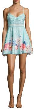 6 Shore Road Women's Patio A-Line Dress