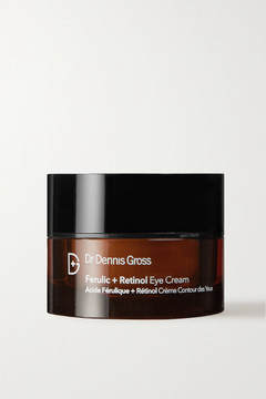 Dr. Dennis Gross Skincare Ferulic Retinol Eye Cream, 15ml - Colorless