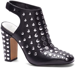 1 STATE Ryel Leather Studded Shooties