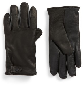 UGG Men's Leather Smart Gloves