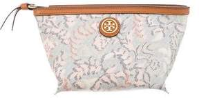 Tory Burch Kerrington Mini Triangle Cosmetic Case