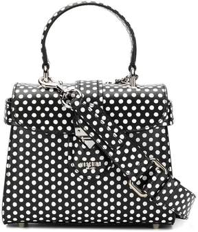 Moschino polka dots mini bag