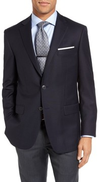 Hart Schaffner Marx Men's New York Classic Fit Wool Blend Blazer