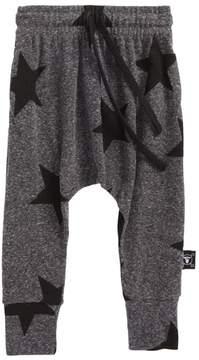 Nununu Star Print Baggy Pants