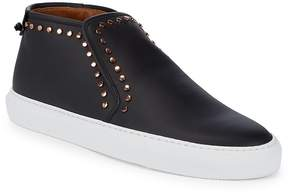 Givenchy Men's Studded Leather Sneakers