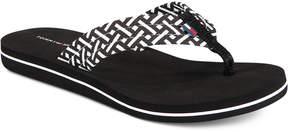 Tommy Hilfiger Cushion Flip-Flops Women's Shoes