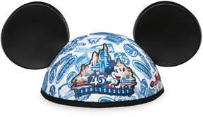 Disney Mickey Mouse Ear Hat - Magic Kingdom 45th Anniversary - Walt World