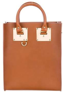 Sophie Hulme Mini Albion Saddle Bag w/ Tags