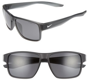 Nike Men's Essential Venture 59Mm Sunglasses - Matte Anthracite