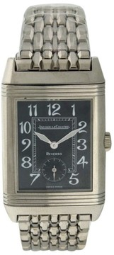 Jaeger-LeCoultre Jaeger LeCoultre Reverso Grand Taille QA270301 18K White Gold Manual 43mm Mens Watch