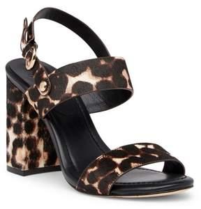 Joie Lakin Genuine Calf Hair Sandal