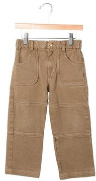 Tartine et Chocolat Boys' Knit Cargo Pants