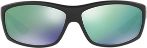 Costa del Mar Saltbreak Polarized Black Rectangle Sunglasses