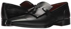 Matteo Massimo Kiltie Tassel Wing Men's Slip on Shoes