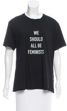 Christian Dior 2017 Graphic Print T-Shirt
