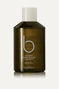 Bamford - Jasmine Bath Oil, 250ml - Colorless